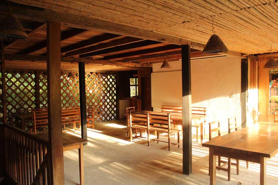 Lodges Cafeteria | Parque Bambú